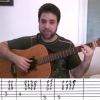 Flamenco Staccato Riff