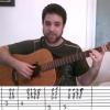 Flamenco Staccato Riff