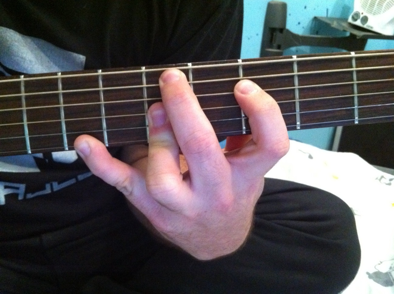 The 6 Stages Of Learning A New Chord Shape Licknriff Create