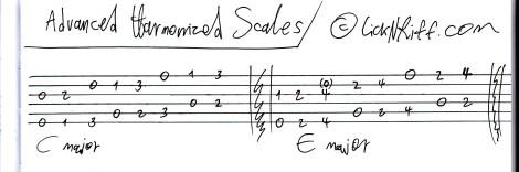Advanced FS Harmonized Scales