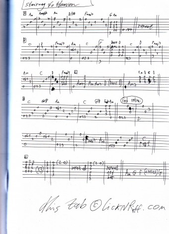 Guitar guitar tabs stairway to heaven : stairway to heaven classical guitar tab f--f.info 2017