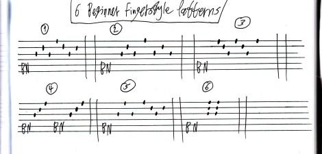 6 Beginner FS Patterns